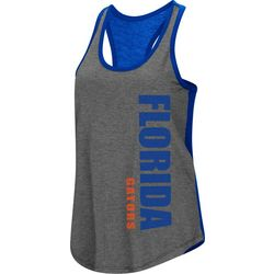 Florida Gators Juniors Racerback Tank Top By Colosseum