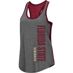 Florida State Juniors Racerback Tank Top By Colosseum