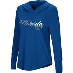 Florida Gators Juniors Hooded Sweatshirt By Colosseum