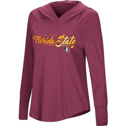 Florida State Juniors Hooded Sweatshirt By Colosseum