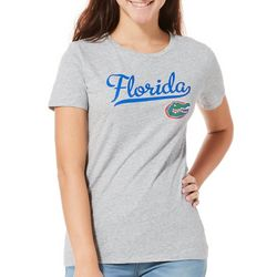 Florida Gators Juniors Graphic Crew Neck T-Shirt By Champion