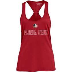 Florida State Juniors Racerback Tank Top By Champion