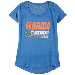 Juniors UF Logo Tee By The Victory