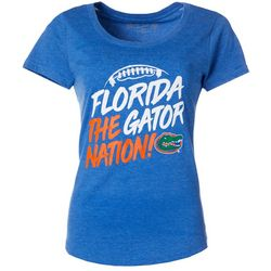 Juniors Gator Nation T-Shirt By The Victory