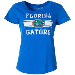 Florida Gators Juniors Print Logo T-Shirt By The Victory