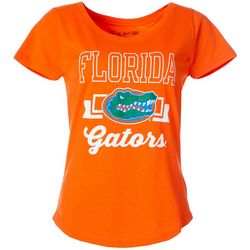Florida Gators Juniors Banner Logo T-Shirt By The Victory