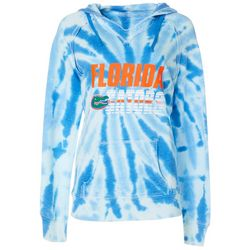 Juniors Tie Dye Logo Hoodie By The Victory