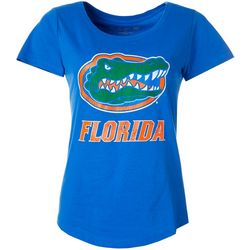 Florida Gators Juniors Logo T-Shirt By The Victory