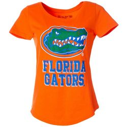 Florida Gators Juniors Block Logo T-Shirt By The Victory