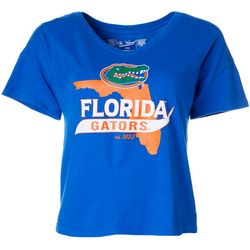 Florida Gators Juniors Cropped T-Shirt By The Victory