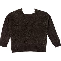 Jolie & Joy Juniors Reversible Twist Sweater