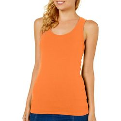 Aveto Juniors Solid Racerback Tank Top