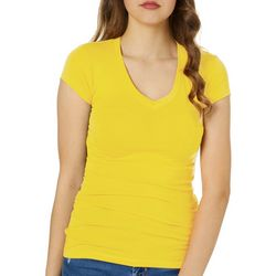 Splash Juniors V-Neck Pocket T-Shirt
