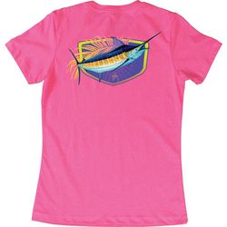 Guy Harvey Womens Sailfish T-Shirt