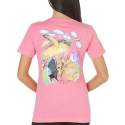 Guy Harvey Womens Guardian Angel T-Shirt