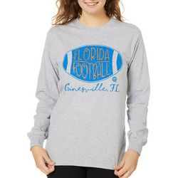 Florida Gators Juniors Location Top By Girlie Girl Originals