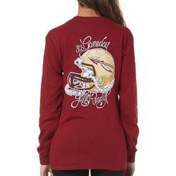 Florida State Juniors Ready? Top By Girlie Girl Originals