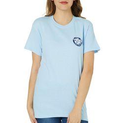 Its a Girl Thing Juniors Splish Splash T-Shirt