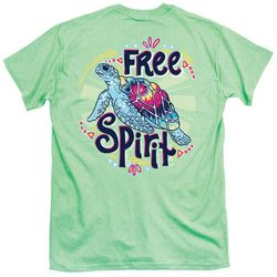 Its a Girl Thing Juniors Free Spirit T-Shirt