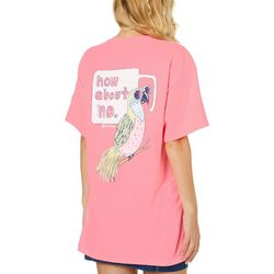Its a Girl Thing Juniors How About No T-Shirt