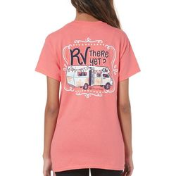 Its a Girl Thing Juniors RV There Yet T-Shirt