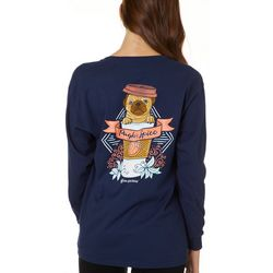 Its a Girl Thing Pugkin Spice Long Sleeve