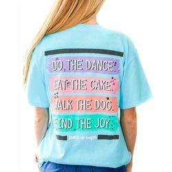 Kindness & Confetti Juniors Do The Dance T-Shirt