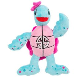 Simply Southern Friendly Turtle Girl Plush Toy