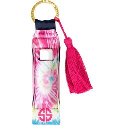 Simply Southern Juniors Firework Lip Balm Holder Keychain