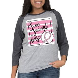 Simply Southern Juniors Country Chick Save Second Base Top