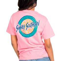 Simply Southern Juniors Live What You Love Logo T-Shirt