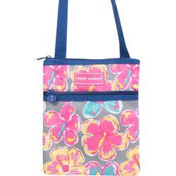 Simply Southern Juniors Floral Crossbody Bag