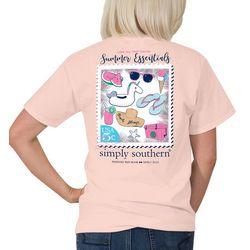 Simply Southern Juniors Summer Essentials T-Shirt