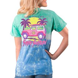 Simply Southern Juniors Sunshine State Of Mind T-Shirt