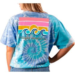 Simply Southern Juniors Saltwater Heals My Soul T-Shirt