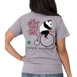 Simply Southern Juniors Follow Your Heart T-Shirt