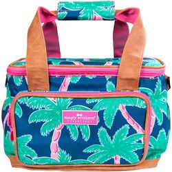 Simply Southern Palm Tree Print Cooler Tote