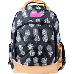 Simply Southern Juniors Pineapple Print Backpack