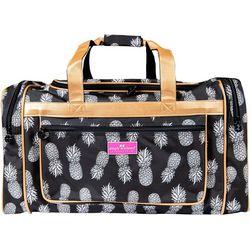 Simply Southern Pineapple Print Duffel Bag