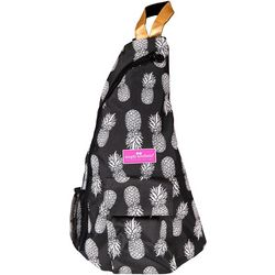 Simply Southern Pineapple Print Sling Backpack