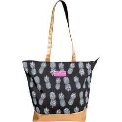 Simply Southern Pineapple Print Tote