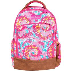 Simply Southern Juniors Tie Dye Print Backpack