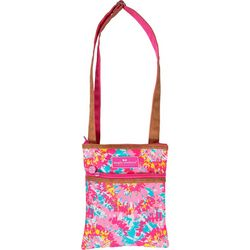 Simply Southern Tie Dye Print Crossbody Handbag