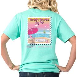 Simply Southern Juniors Warm Waves Lazy Days T-Shirt