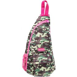 Simply Southern Camo Print Sling Backpack