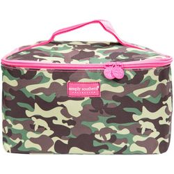 Simply Southern Camo Print Cosmetic Bag