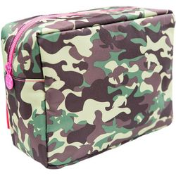 Simply Southern Camo Printed Cosmetic Bag