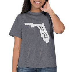 Simply Southern Juniors Simply Florida T-Shirt