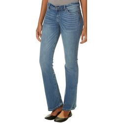Mercer Juniors Flared Denim Jeans