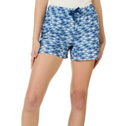 Chubby Mermaids Juniors Manatee Print Board Shorts